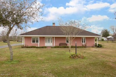 Rayne Single Family Home For Sale: 2137 Quarter Pole Road