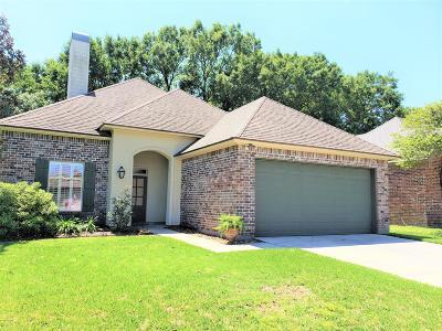 Broadmoor Terrace, Walkers Lake Single Family Home For Sale: 109 Bluebonnet Drive