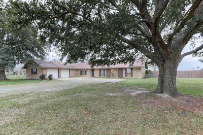Iota Single Family Home For Sale: 1363 Gravot Road