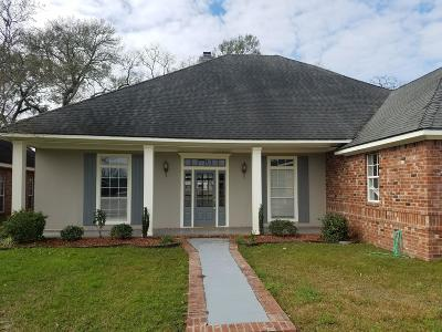 Lafayette Single Family Home For Sale: 501 Tuscany Valley Drive
