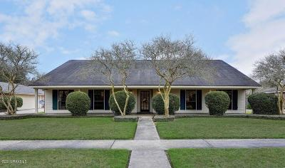 Lafayette Single Family Home For Sale: 111 S Meyers Drive