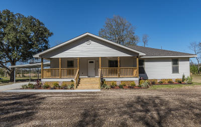 Lafayette Single Family Home For Sale: 144 Rose Lane