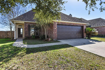 Youngsville Single Family Home For Sale: 110 Bizkit Drive