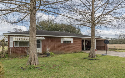 Opelousas Single Family Home For Sale: 942 Wisdom Road