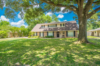 Lafayette Single Family Home For Sale: 312 Silverbell Parkway