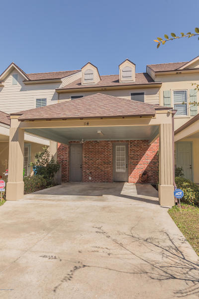 Lafayette Single Family Home For Sale: 114 Crystal Bay Court