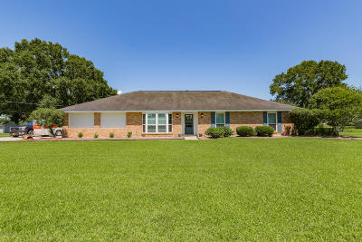 Duson Single Family Home For Sale: 110 Ridgela Circle