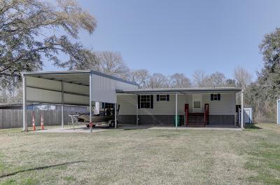 Breaux Bridge Single Family Home For Sale: 1489 Herman Dupuis Road