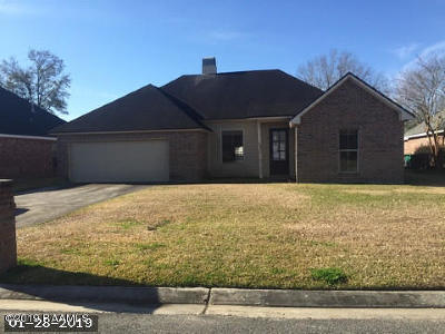 broussard Single Family Home For Sale: 203 Waterberry Drive