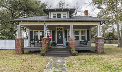 Rayne Single Family Home For Sale: 807 N Polk Street