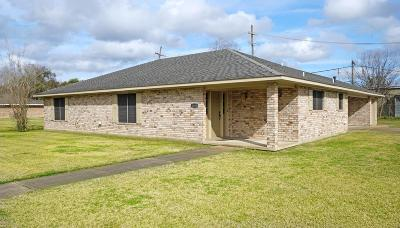 Opelousas Single Family Home For Sale: 1305 Noah Lane