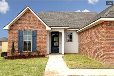 Youngsville Single Family Home For Sale: 101 Summit Crest Drive