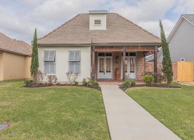 Lafayette Single Family Home For Sale: 326 Dunvegan Court