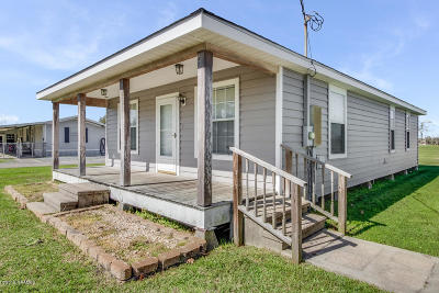 St. Martinville Single Family Home For Sale: 1193 Papit Guidry Road