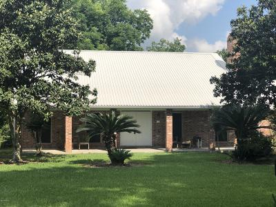 Carencro Single Family Home Active/Contingent: 501 Martin Prejean Road