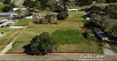 Iberia Parish Residential Lots & Land For Sale: Tbd Curtis Lane