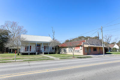 Iberia Parish Single Family Home For Sale: 303 & 305 N Main Street