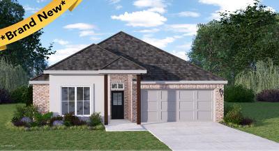 Vermilion Parish Single Family Home For Sale: 102 Jeanne Picard Drive