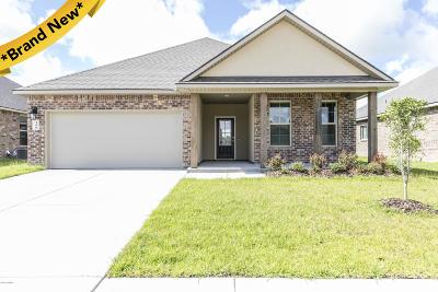 Vermilion Parish Single Family Home For Sale: 106 Jeanne Picard Drive