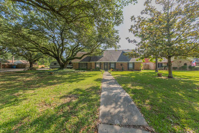 Lafayette Single Family Home For Sale: 122 Aberdeen Drive