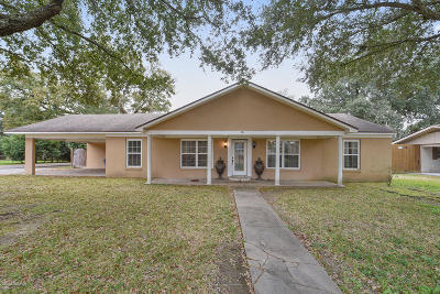 Lafayette LA Single Family Home For Sale: $215,000
