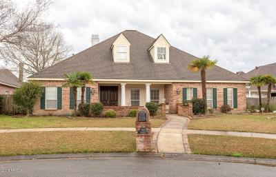 Lafayette LA Single Family Home For Sale: $429,900
