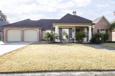 Youngsville Single Family Home For Sale: 310 Southlake Circle