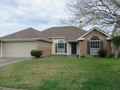 Youngsville Single Family Home For Sale: 303 N Rushmore Lane