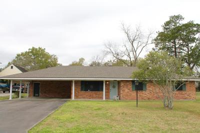 Crowley Single Family Home For Sale: 1325 N Ave H