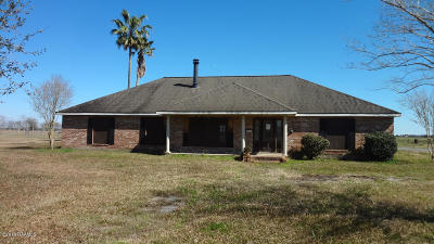 Vermilion Parish Single Family Home For Sale: 2417 Dubose Road