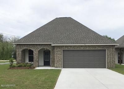 Single Family Home For Sale: 101 Black Oak Drive