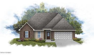 Single Family Home For Sale: 119 St. Kenan Street