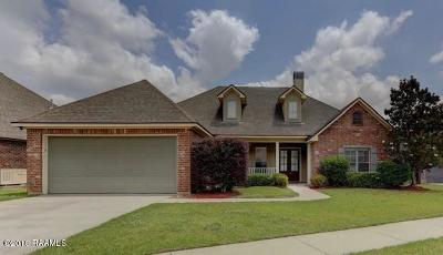 broussard Single Family Home For Sale: 110 Dogleg Drive