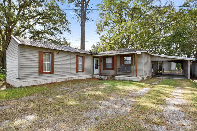 Crowley Single Family Home For Sale: 2118 S Avenue F