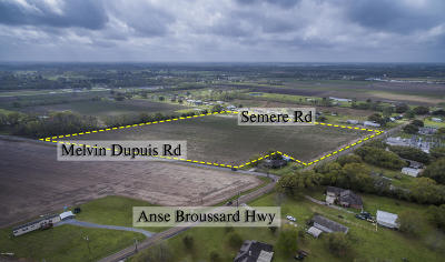 Breaux Bridge Farm For Sale: Tbd Anse Broussard Hwy