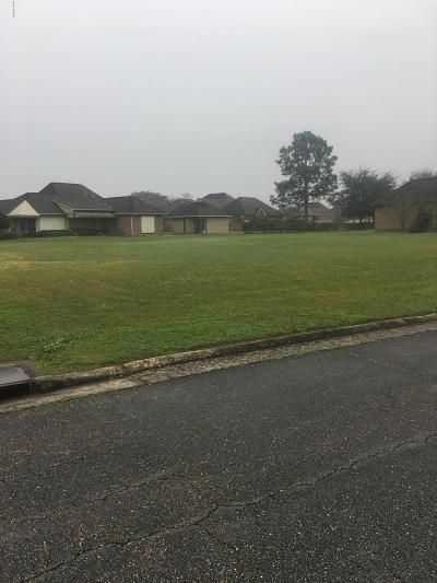 Iberia Parish Residential Lots & Land For Sale: 18 Shadows Bend