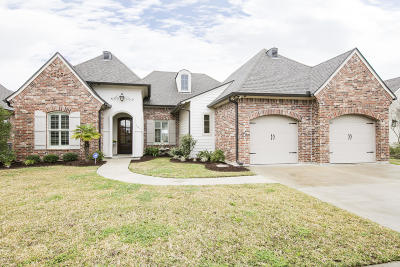 Youngsville Single Family Home For Sale: 107 Sago Palm Way