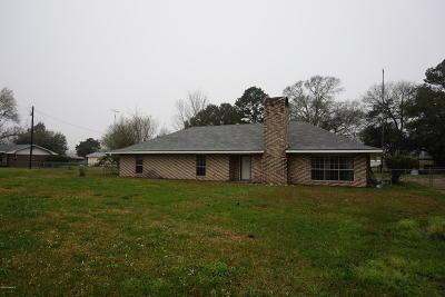 St Martinville, Breaux Bridge, Opelousas Single Family Home For Sale: 1787 Highway 749