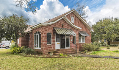 New Iberia Single Family Home For Sale: 452 Charles Street