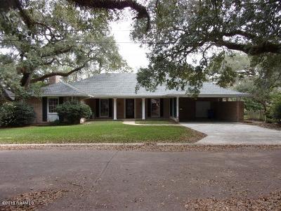 Franklin Single Family Home For Sale: 114 Oak St