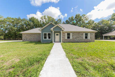 Breaux Bridge Single Family Home For Sale: 1052 Timber Trails Road