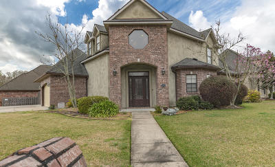 Lafayette Single Family Home For Sale: 113 Sauternes Circle