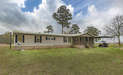 Eunice Single Family Home For Sale: 1240 La - 13