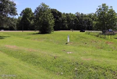 St Landry Parish Residential Lots & Land For Sale: Tbd Willow Glenn Lane