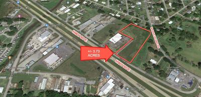 New Iberia Residential Lots & Land For Sale: 901 Blk Hwy 90 E