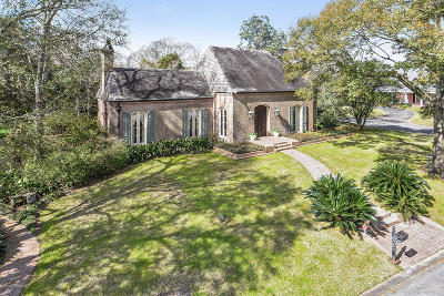Lafayette Single Family Home For Sale: 323 Kings Road