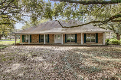 Scott Single Family Home For Sale: 210 Boone Road