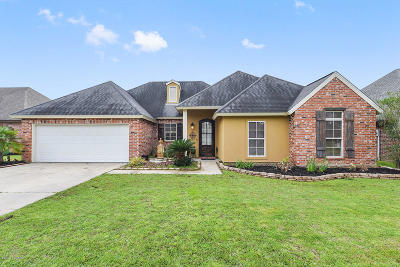 Youngsville Single Family Home For Sale: 300 Lahasky Drive