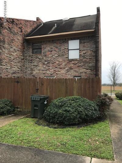 Scott Single Family Home For Sale: 900 Provost Street #19