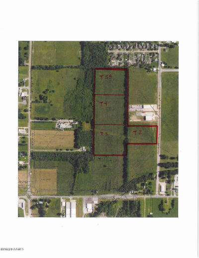 Lafayette Residential Lots & Land For Sale: S Domingue